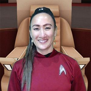 Ensign Sarah Ho