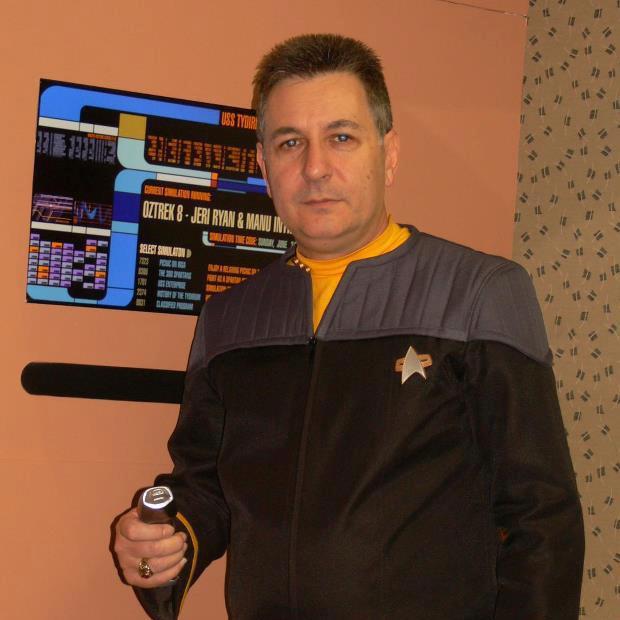 Commander Terry Cullen