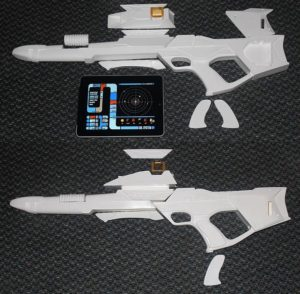Federation Phaser Rifle